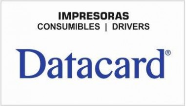 Impresoras Datacard, Drivers y Consumibles