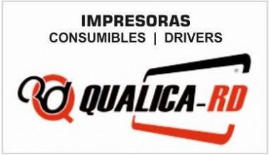 Impresoras Qualica, Drivers y Consumibles